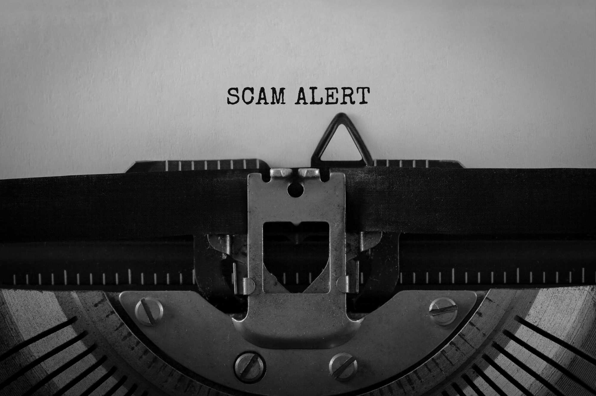 Fake COVID-19 text message scam